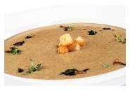 Гъбена крем-супа