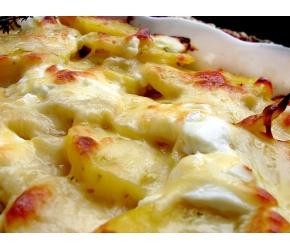 Вива Кетъринг - Огретен със сирене