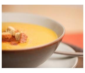 Вива Кетъринг - Зеленчукова крем-супа