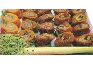 Панирани хапки от свинско бонфиле №2