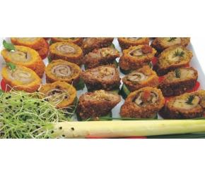 Вива Кетъринг - Панирани хапки от свинско бонфиле №2