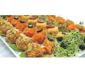 Вива Кетъринг - Панирани зеленчуци №6