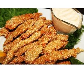 Вива Кетъринг - Панирани пилешки филенца