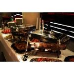 Оборудвана маса за бюфет - 60 Гости
