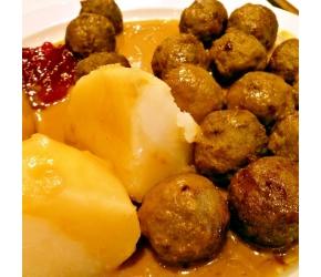 Вива Кетъринг - Пържени кюфтета с картофено пюре