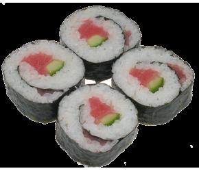 Вива Кетъринг - Рулца с риба тон и краставица