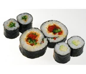 Вива Кетъринг - Вегетариански сет - 6 бр.